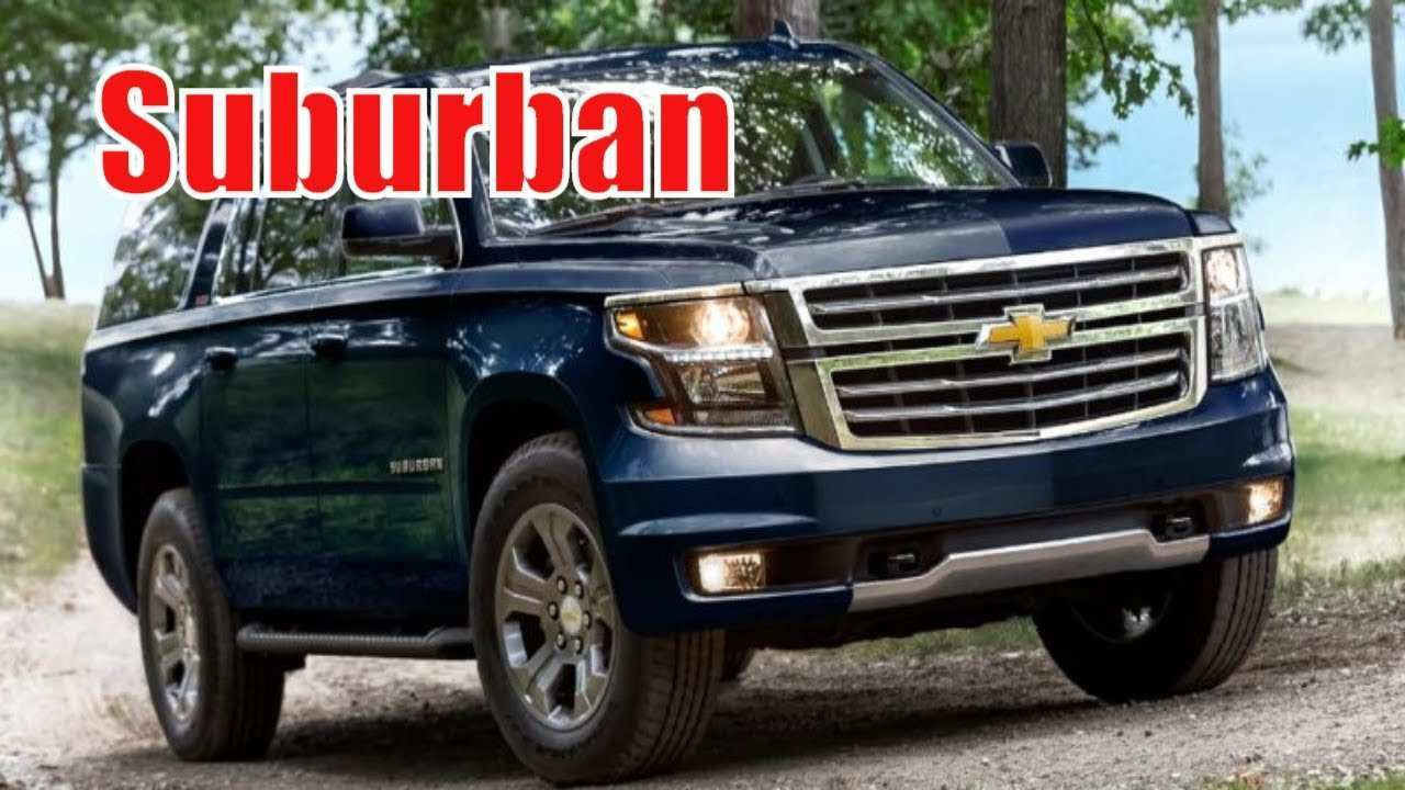61 Gallery of 2020 Chevrolet Suburban Release Date Images with 2020 Chevrolet Suburban Release Date