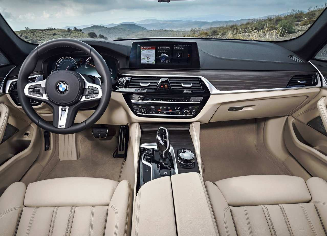 61 Gallery of BMW 5 Series Update 2020 New Concept by BMW 5 Series Update 2020