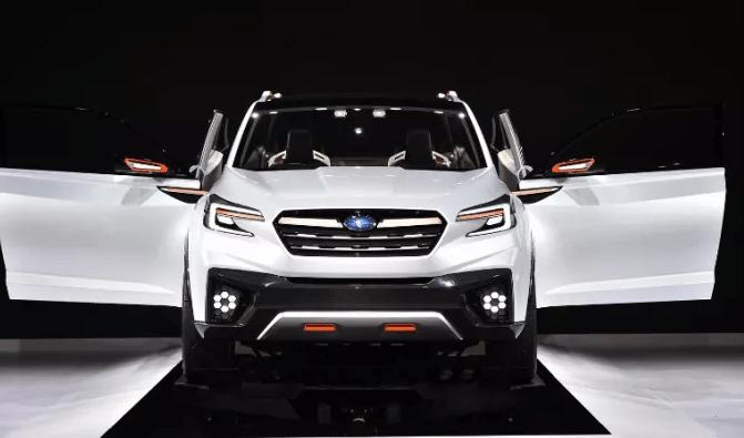 61 Gallery of Subaru Suv 2020 Engine with Subaru Suv 2020