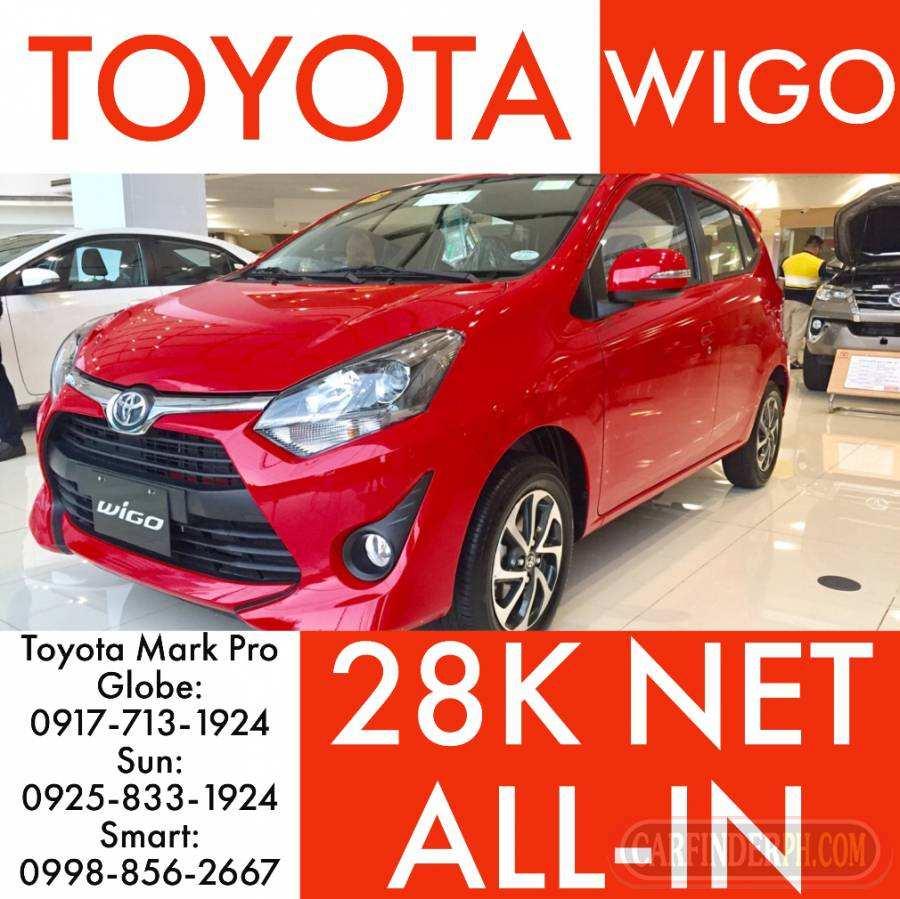 61 Gallery of Toyota Wigo 2020 Philippines Photos with Toyota Wigo 2020 Philippines