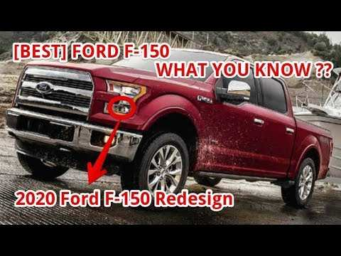 61 Great 2020 Ford F 150 Trucks Redesign and Concept by 2020 Ford F 150 Trucks