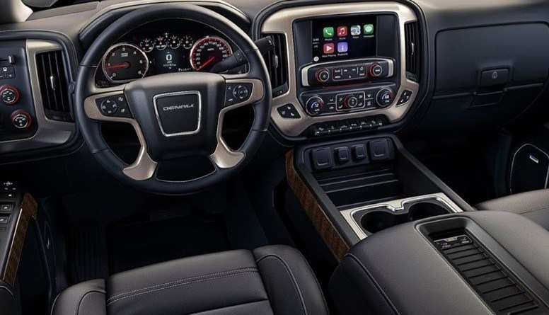 61 Great 2020 Gmc Sierra Hd Interior Specs by 2020 Gmc Sierra Hd Interior