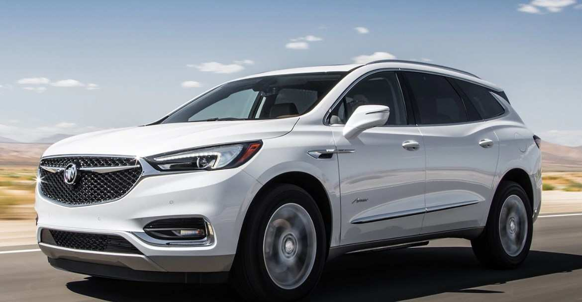 61 New 2020 Buick Enclave Release Date Rumors with 2020 Buick Enclave Release Date