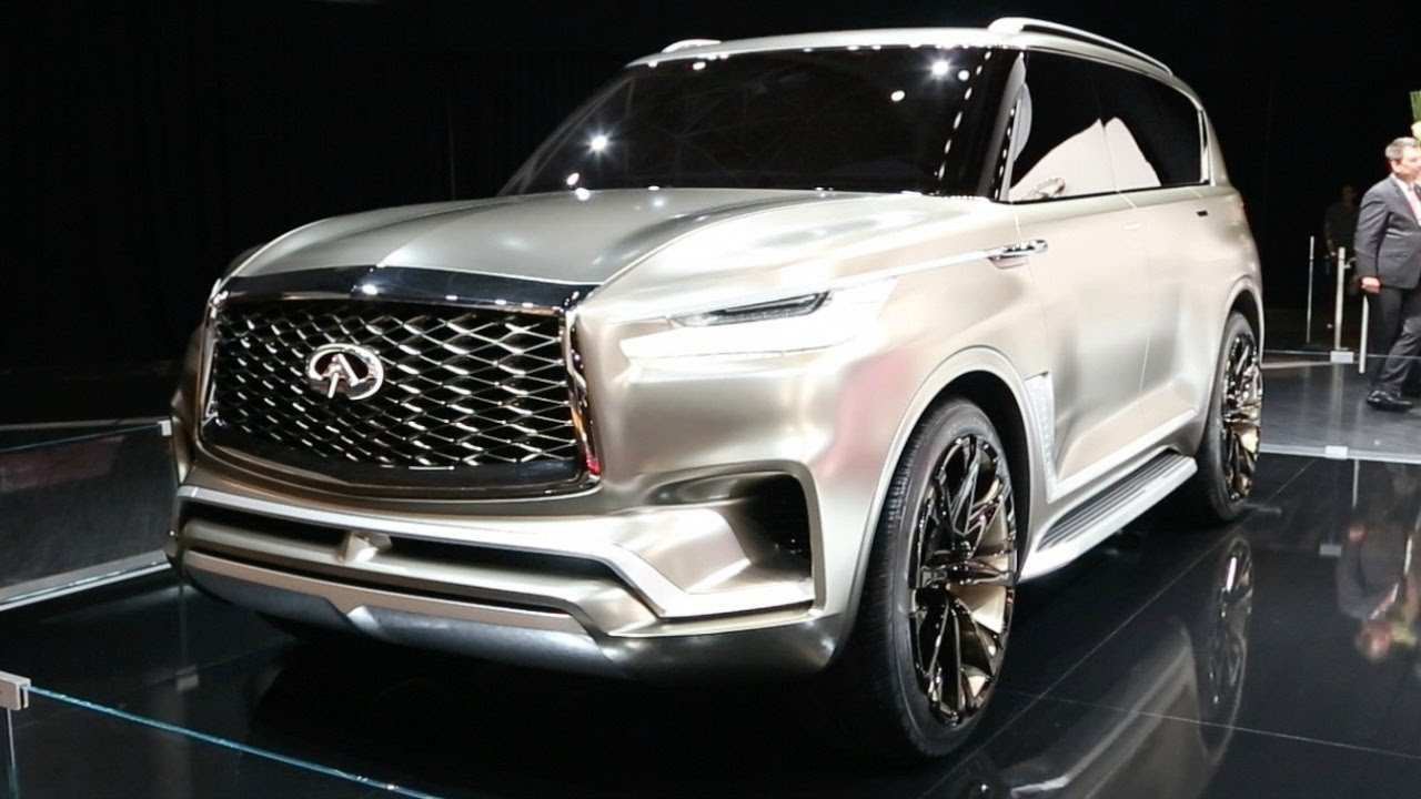 61 New 2020 Infiniti Qx80 Concept Overview by 2020 Infiniti Qx80 Concept