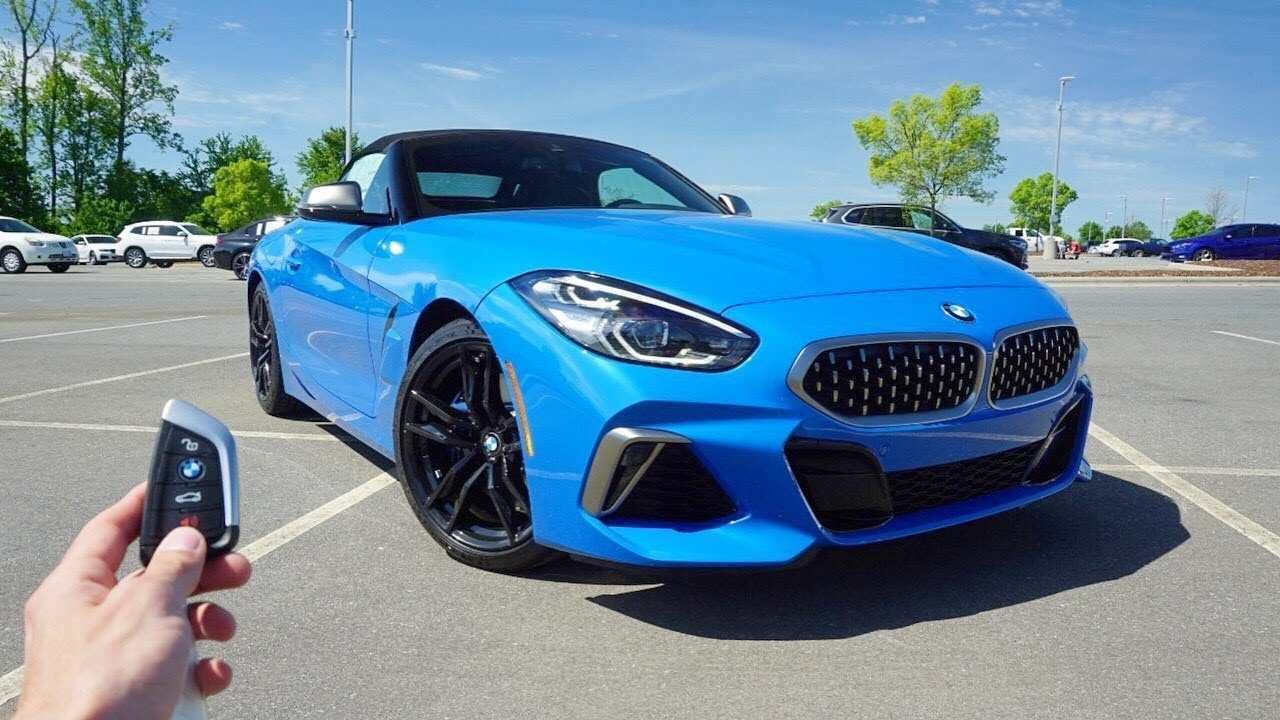 61 New BMW Z4 2020 Specs Research New by BMW Z4 2020 Specs