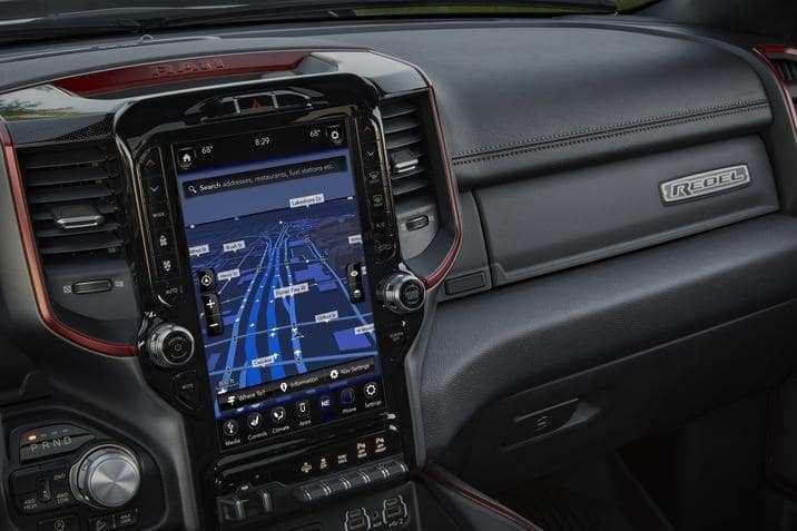 61 New Dodge Ram 2020 Interior Rumors for Dodge Ram 2020 Interior