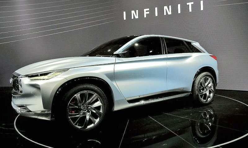 61 New Infiniti Qx60 2020 Exterior with Infiniti Qx60 2020