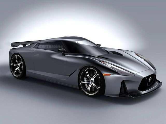 61 New Nissan Gtr R36 Concept 2020 Exterior for Nissan Gtr R36 Concept 2020