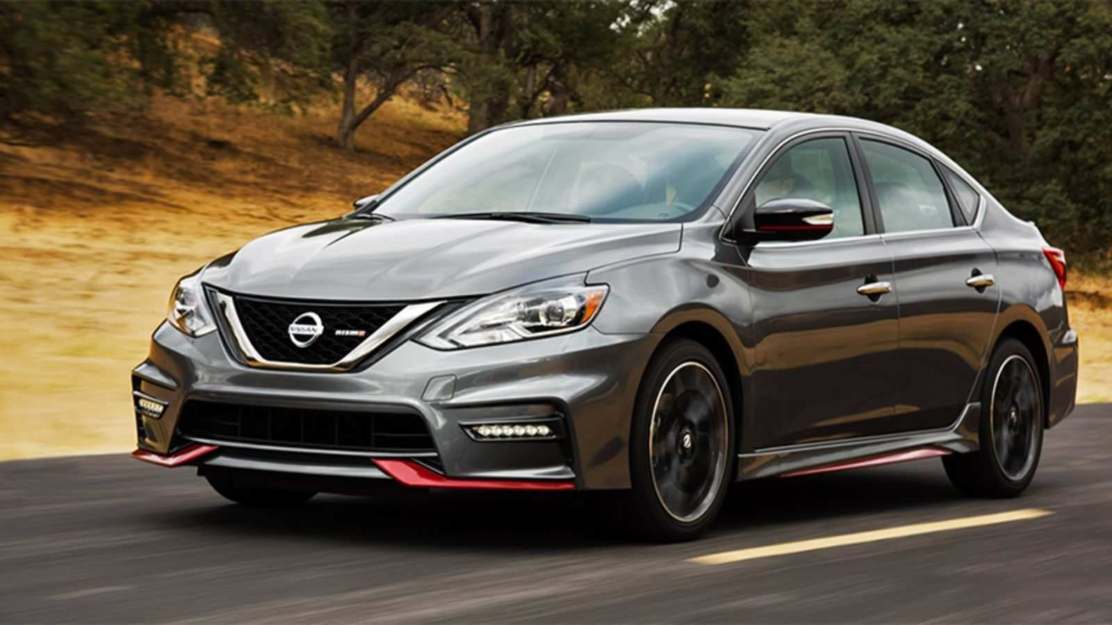 61 New Nissan Sentra 2020 Release Date Redesign and Concept with Nissan Sentra 2020 Release Date