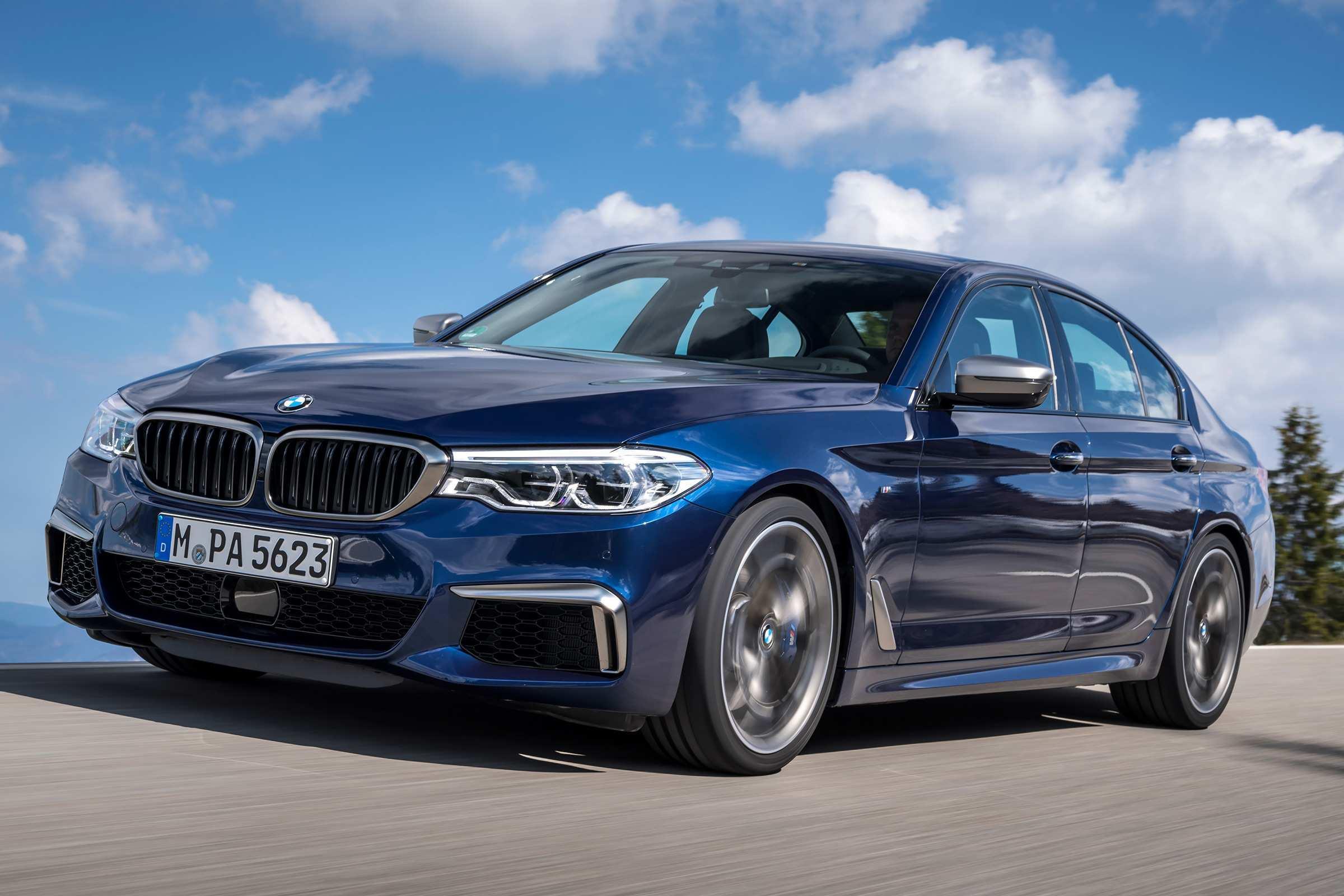 61 The BMW G30 2020 Spesification with BMW G30 2020