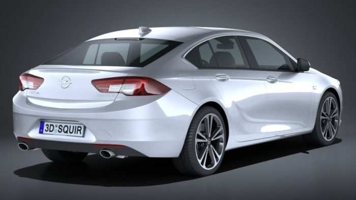 61 The New Opel Insignia 2020 Spesification for New Opel Insignia 2020