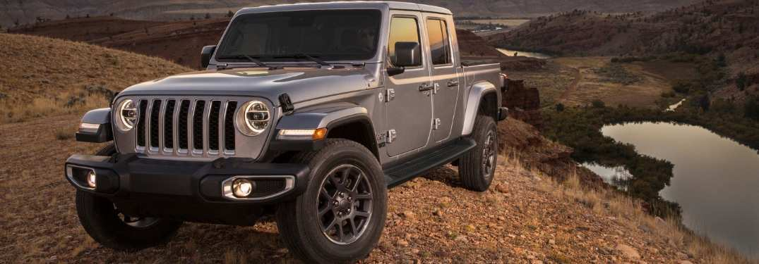 62 All New 2020 Jeep Gladiator Release Date Interior for 2020 Jeep Gladiator Release Date
