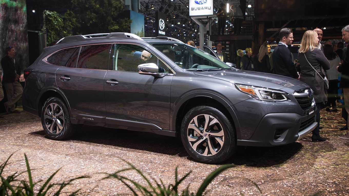62 All New 2020 Subaru Outback Availability New Concept for 2020 Subaru Outback Availability
