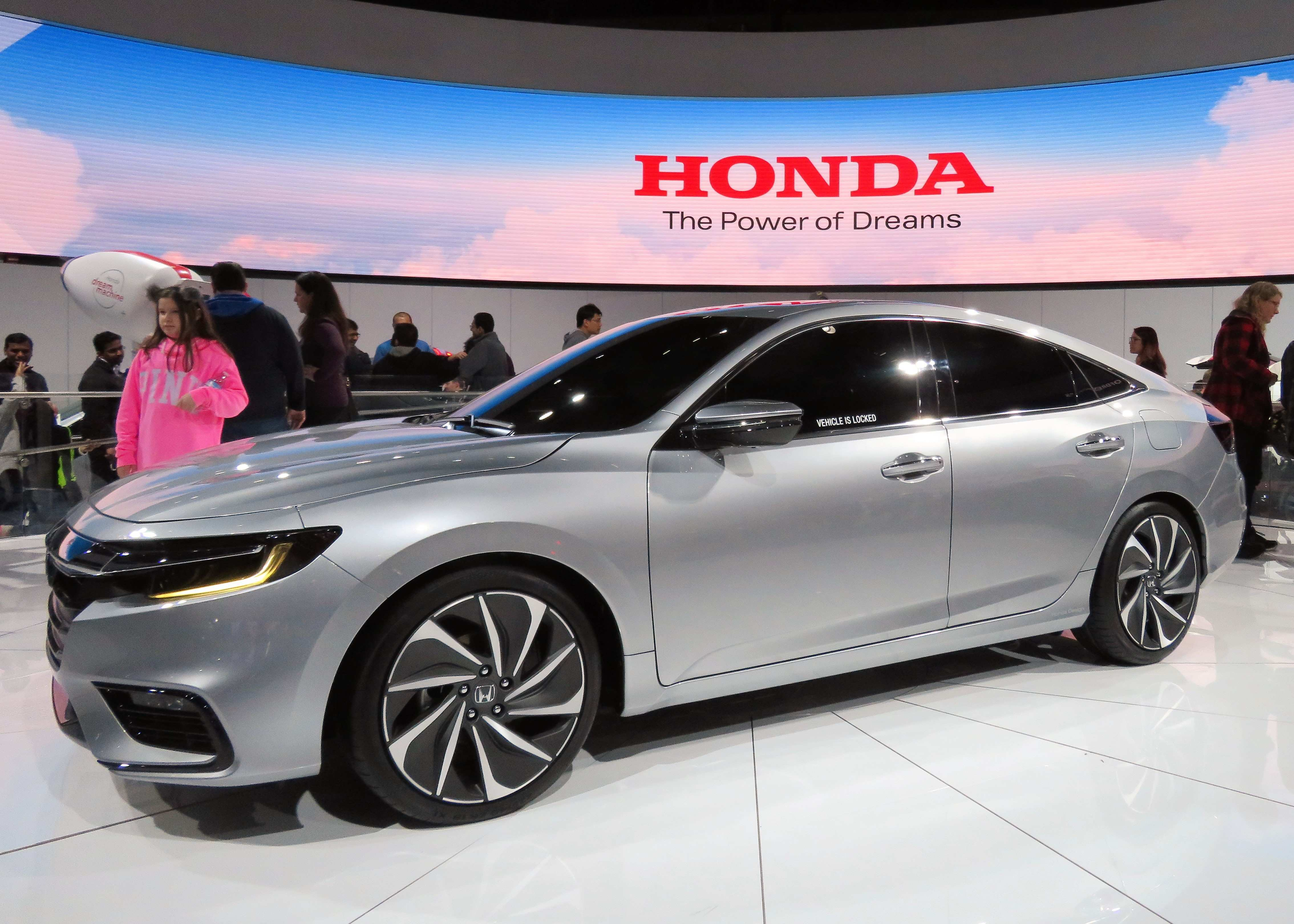 62 All New Honda Insight Hatchback 2020 Concept by Honda Insight Hatchback 2020