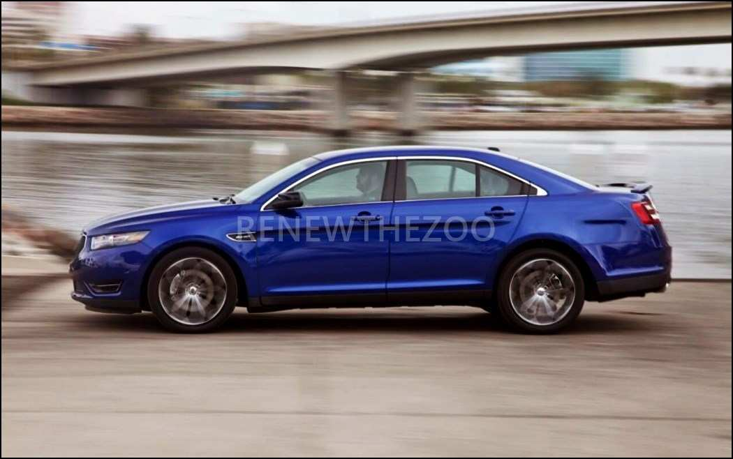 62 Best Review Ford Taurus Sho 2020 New Review by Ford Taurus Sho 2020
