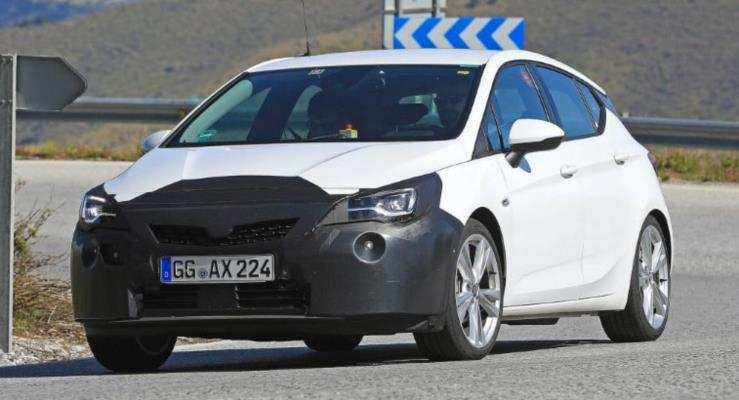 62 Best Review Opel Astra Gsi 2020 Exterior and Interior by Opel Astra Gsi 2020