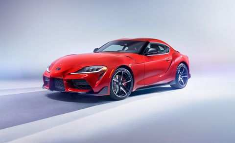 62 Concept of Cost Of 2020 Toyota Supra Interior with Cost Of 2020 Toyota Supra