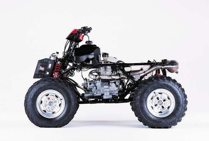 62 Concept of Honda Rincon 2020 Photos with Honda Rincon 2020