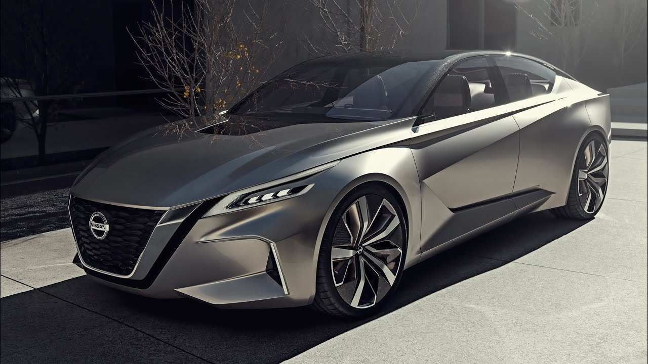 62 Concept of Nissan Maxima 2020 Interior by Nissan Maxima 2020