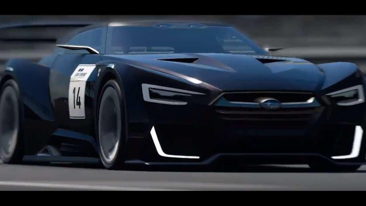 62 Concept of Subaru Vision 2020 Ratings with Subaru Vision 2020