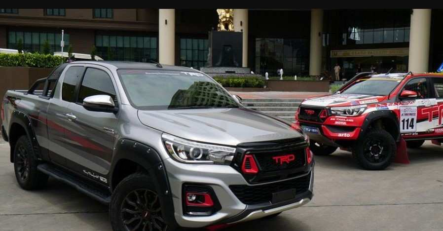 62 Concept of Toyota Hilux 2020 Model Exterior and Interior for Toyota Hilux 2020 Model