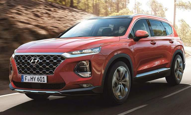 62 Concept of When Will The 2020 Hyundai Santa Fe Be Released Price and Review for When Will The 2020 Hyundai Santa Fe Be Released