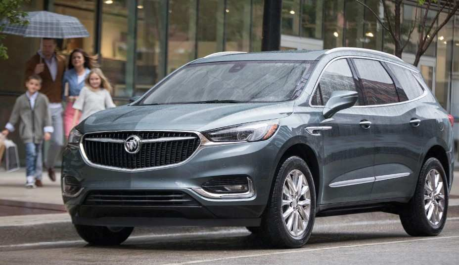 62 Gallery of 2020 Buick Enclave Colors Research New with 2020 Buick Enclave Colors