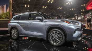 62 Gallery of 2020 Toyota Highlander Release Date Redesign for 2020 Toyota Highlander Release Date