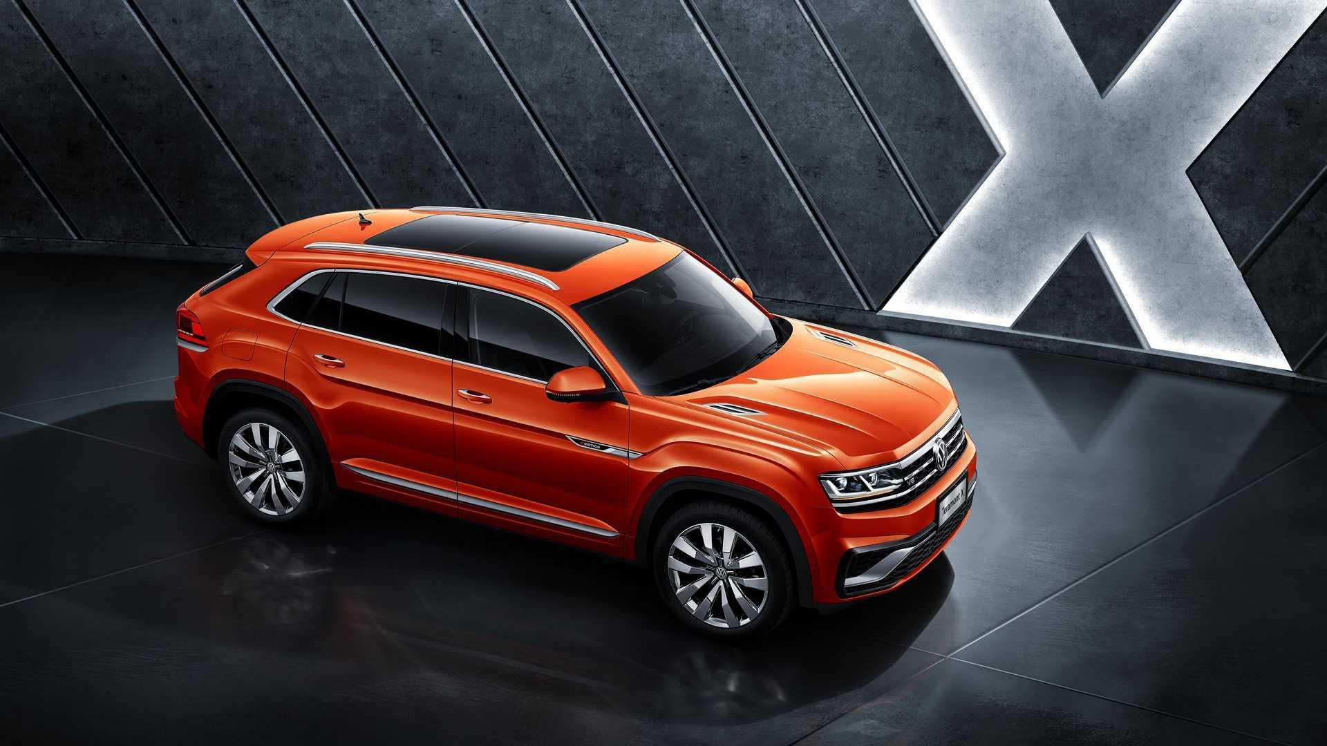 62 Gallery of 2020 Volkswagen Teramont X Overview by 2020 Volkswagen Teramont X