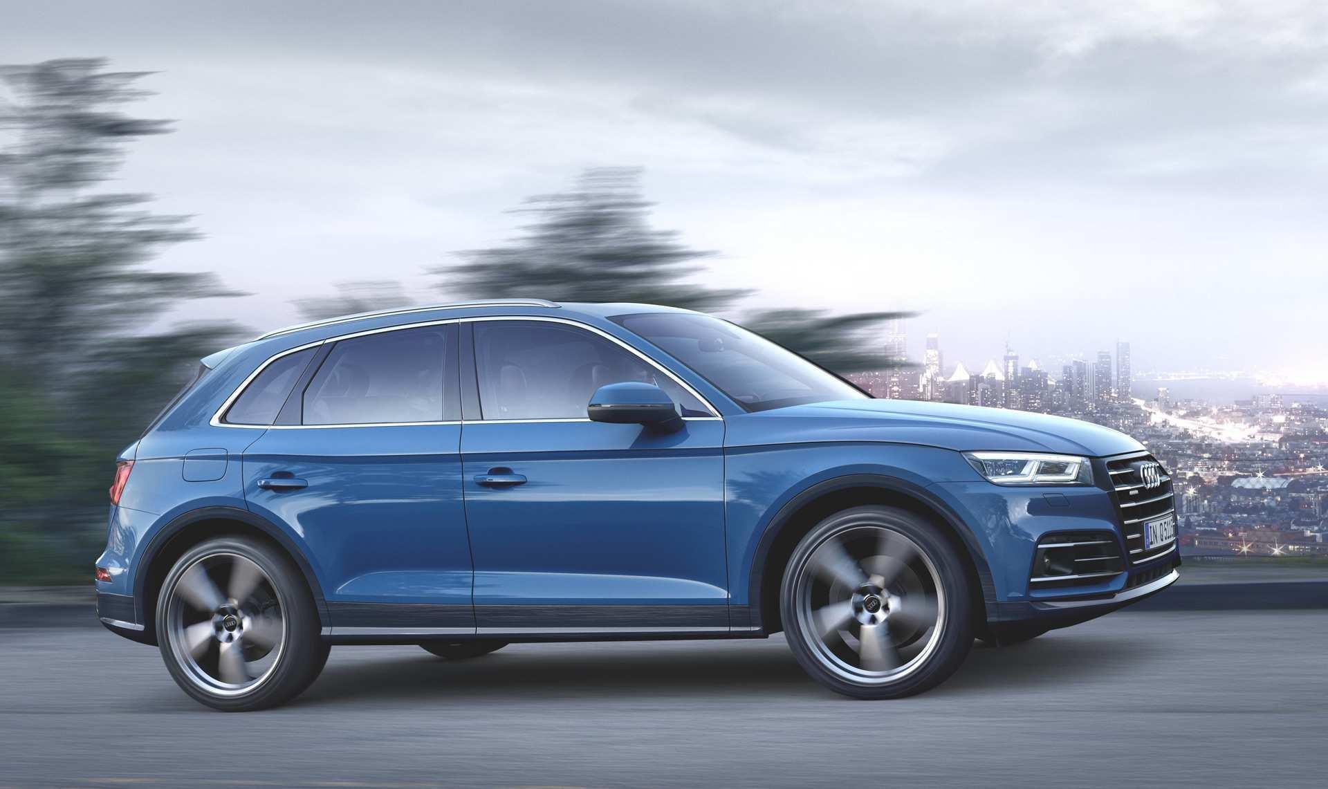 62 Gallery of Audi Hybrid Cars 2020 Spy Shoot for Audi Hybrid Cars 2020