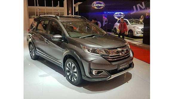 62 Gallery of Honda Brv Facelift 2020 New Concept for Honda Brv Facelift 2020