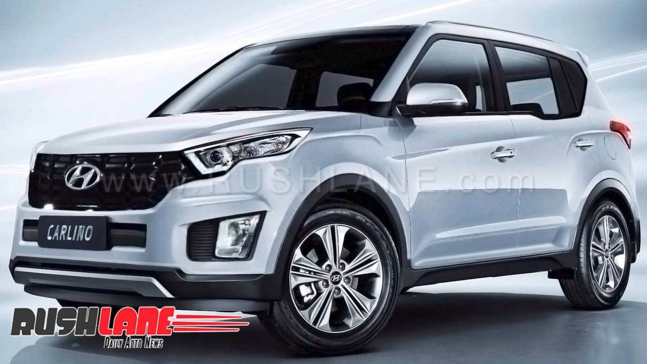 62 Gallery of Hyundai Upcoming Suv 2020 Model by Hyundai Upcoming Suv 2020