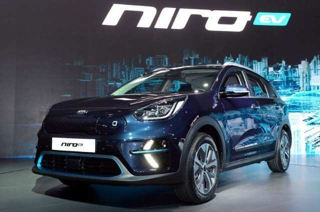 62 Gallery of Kia Niro Ev 2020 Images for Kia Niro Ev 2020