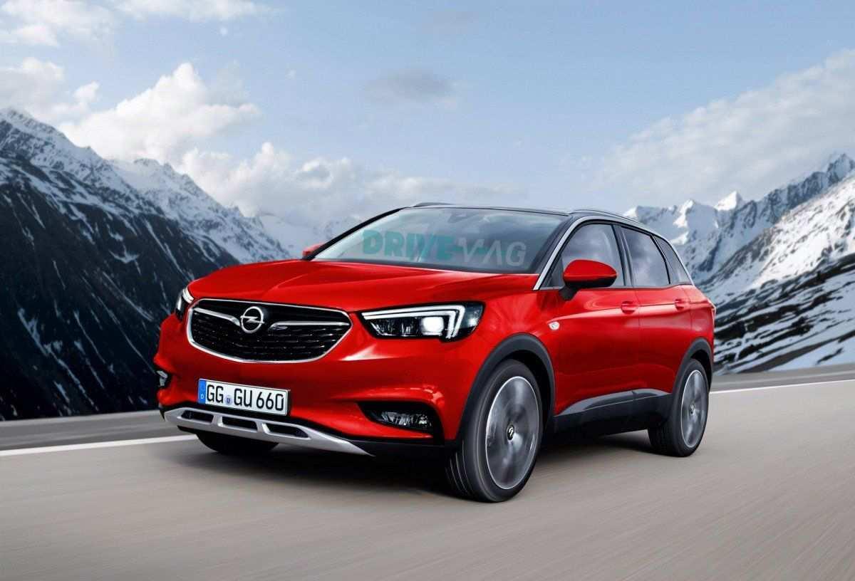 62 Gallery of Opel Crossland X 2020 Concept by Opel Crossland X 2020