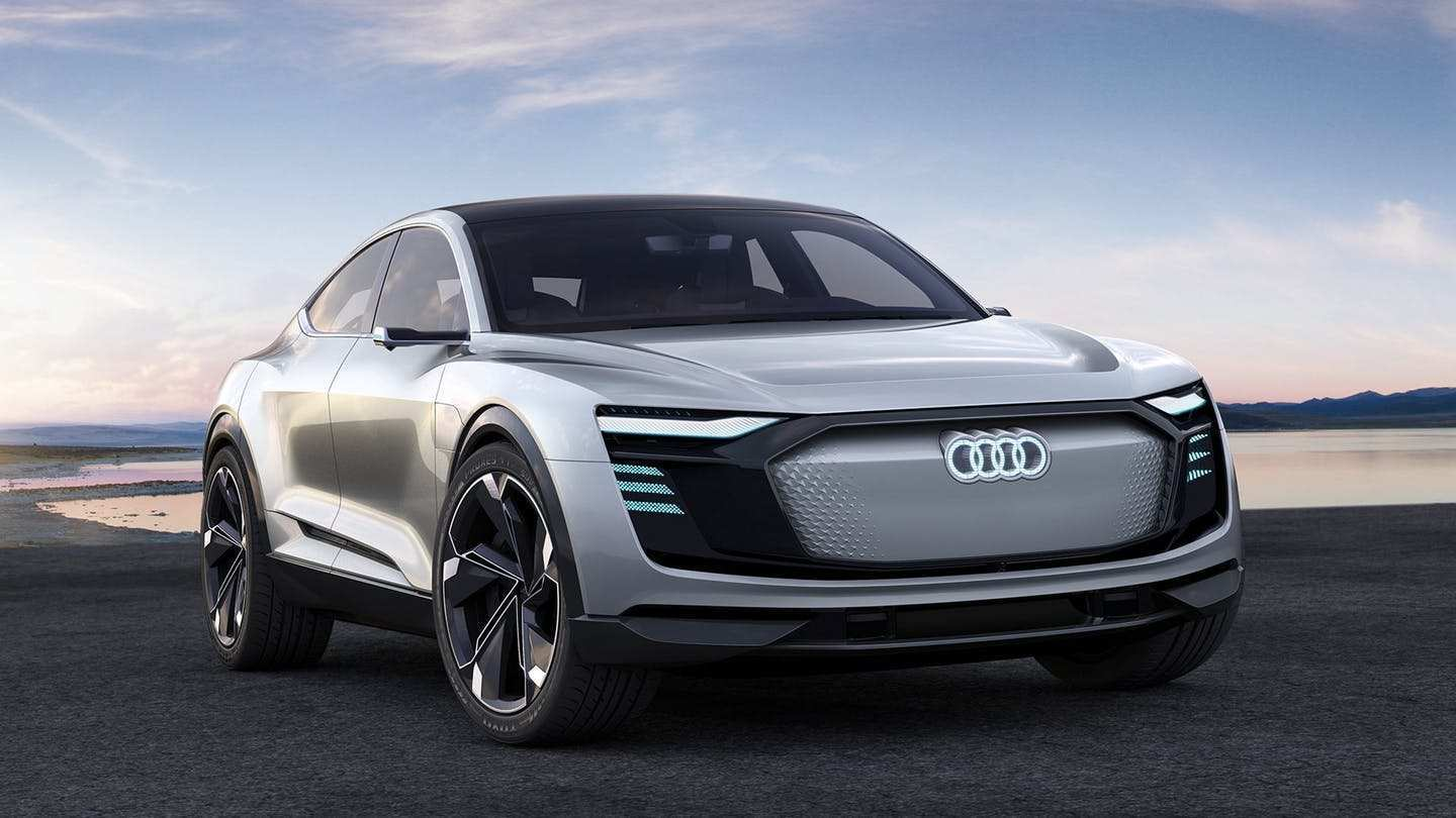 62 Great Audi New Electric Car 2020 Ratings by Audi New Electric Car 2020