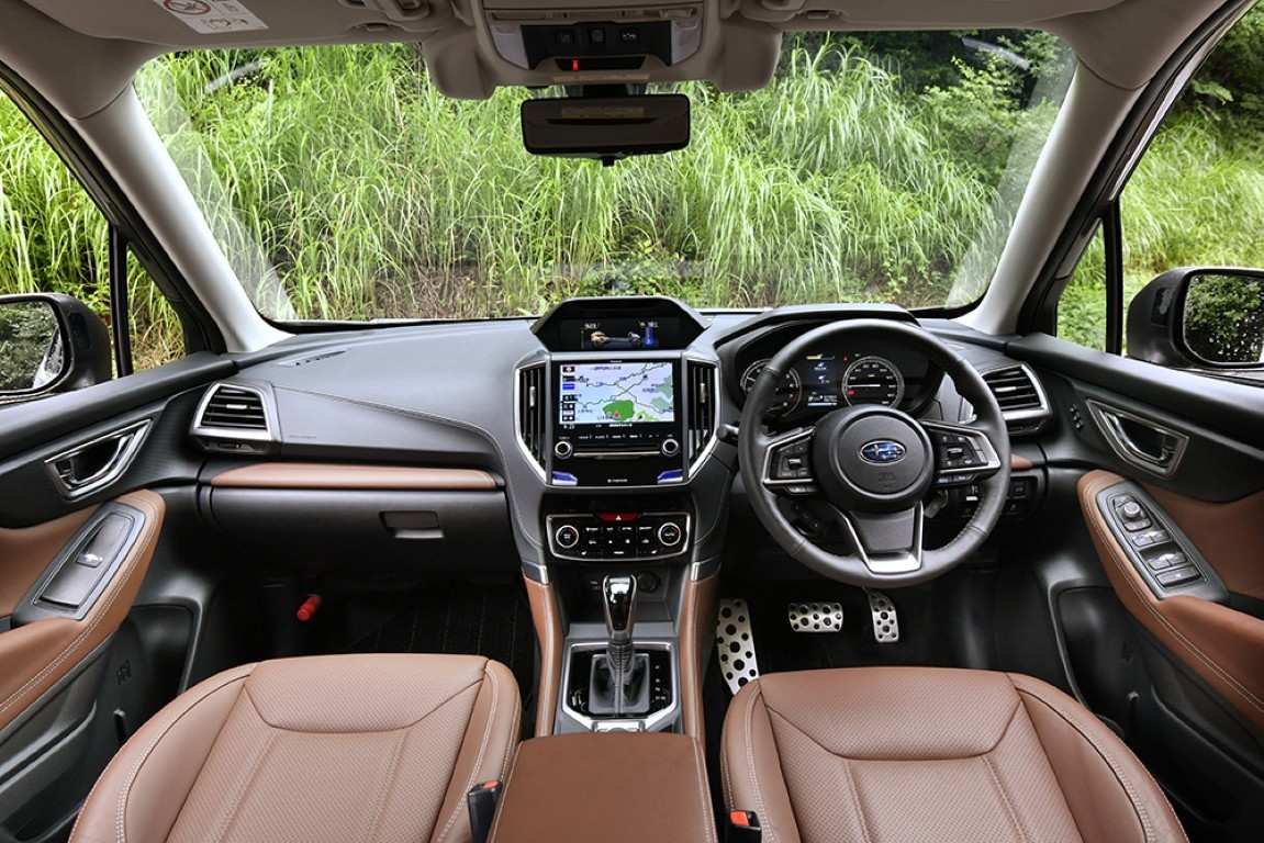 62 Great Subaru Forester 2020 Colors Configurations by Subaru Forester 2020 Colors