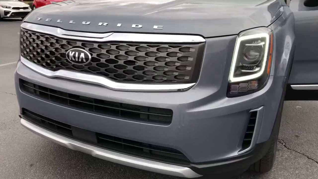 62 New 2020 Kia Telluride Lx First Drive by 2020 Kia Telluride Lx