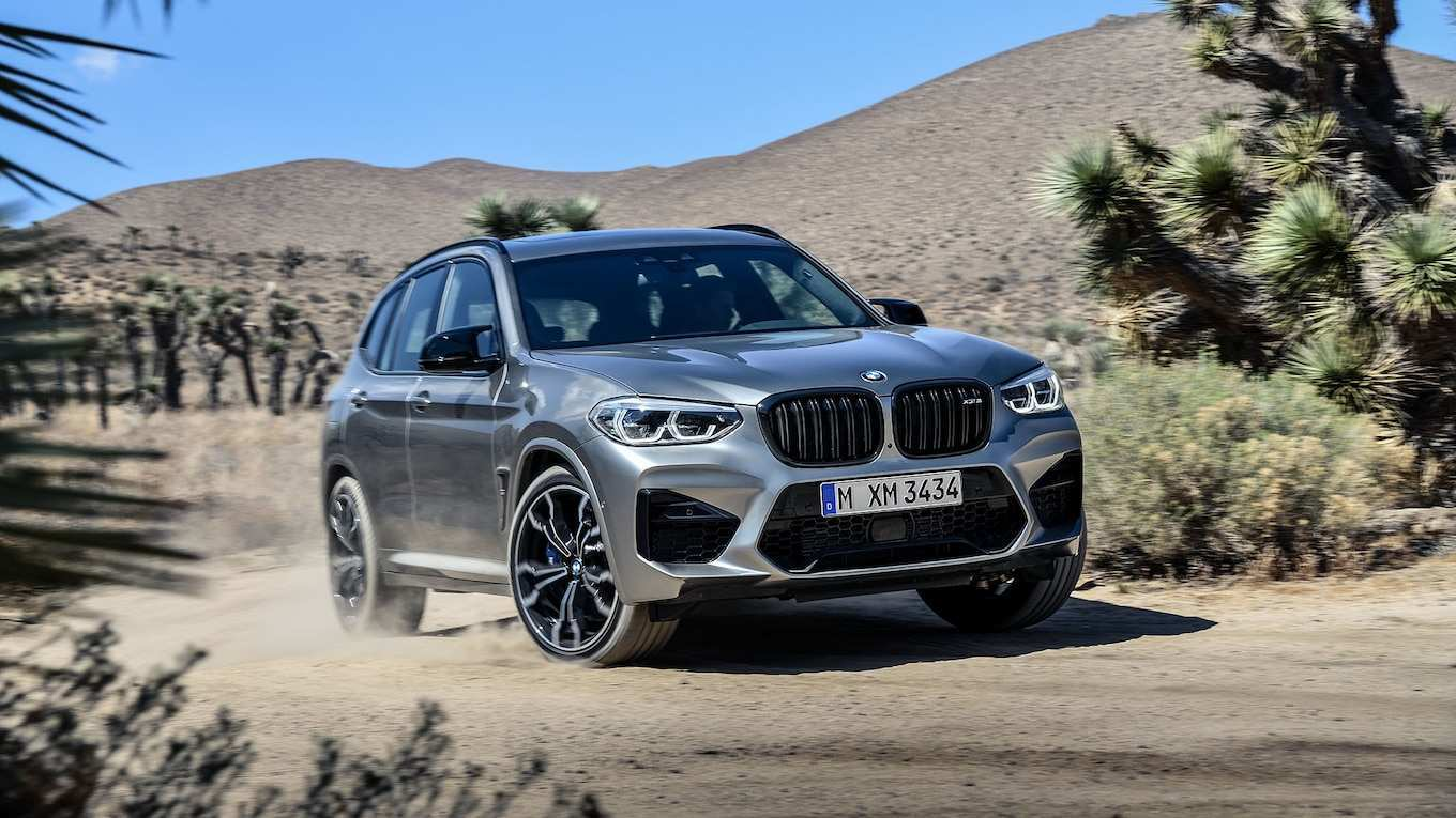 62 The 2020 BMW X3M Ordering Guide Style for 2020 BMW X3M Ordering Guide