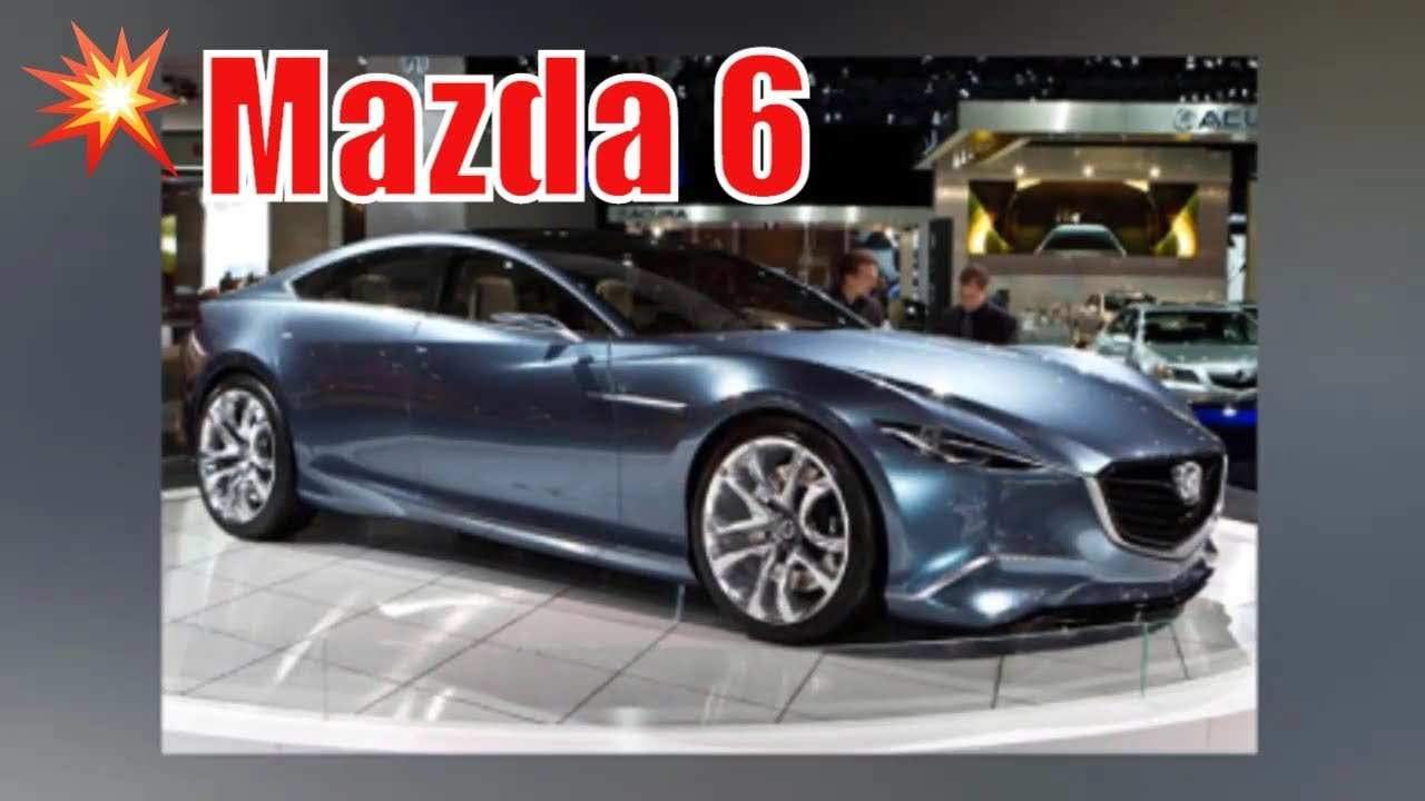 62 The Next Gen Mazda 6 2020 Exterior with Next Gen Mazda 6 2020