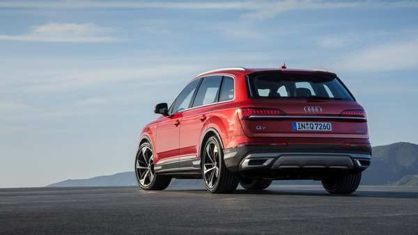 62 The When Does 2020 Audi Q7 Come Out Redesign and Concept by When Does 2020 Audi Q7 Come Out