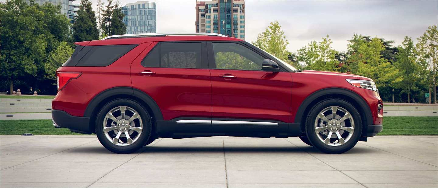 63 All New 2020 Ford Explorer Availability Wallpaper with 2020 Ford Explorer Availability