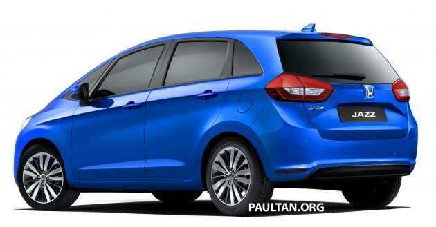 63 All New Honda Jazz New Model 2020 Overview for Honda Jazz New Model 2020