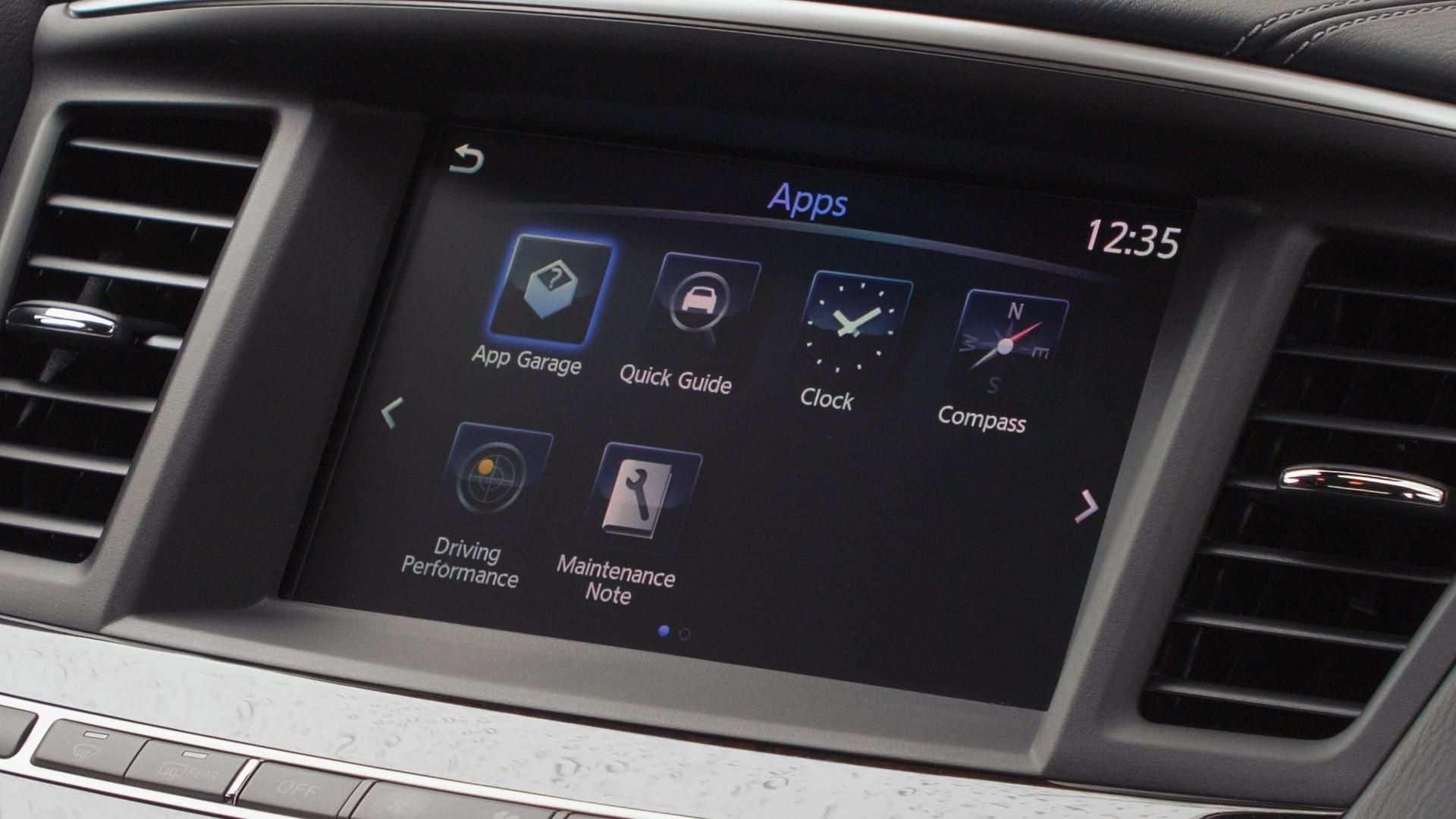63 All New Infiniti Apple Carplay 2020 First Drive with Infiniti Apple Carplay 2020