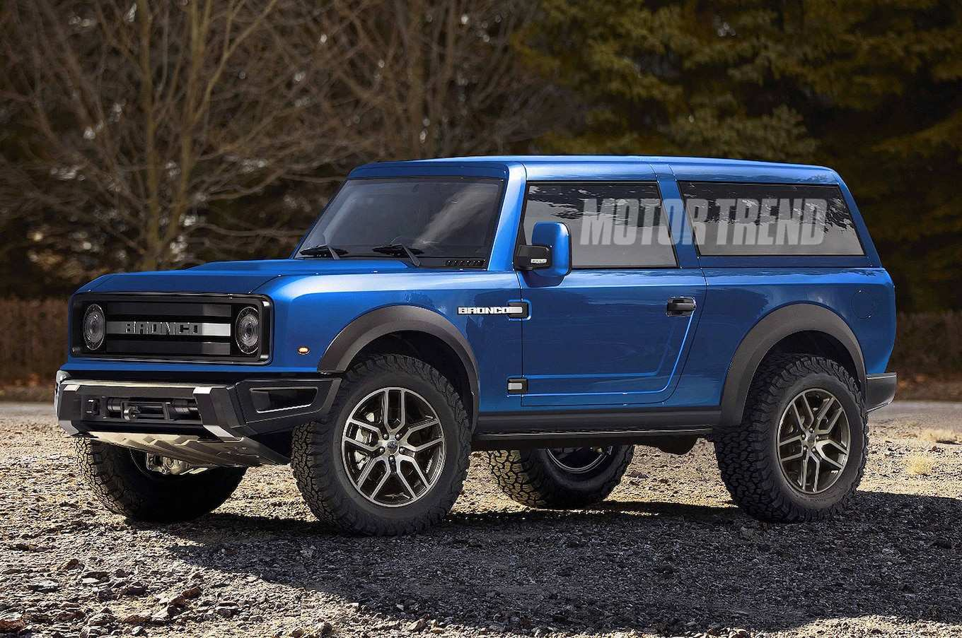 63 All New Toyota Bronco 2020 Picture for Toyota Bronco 2020