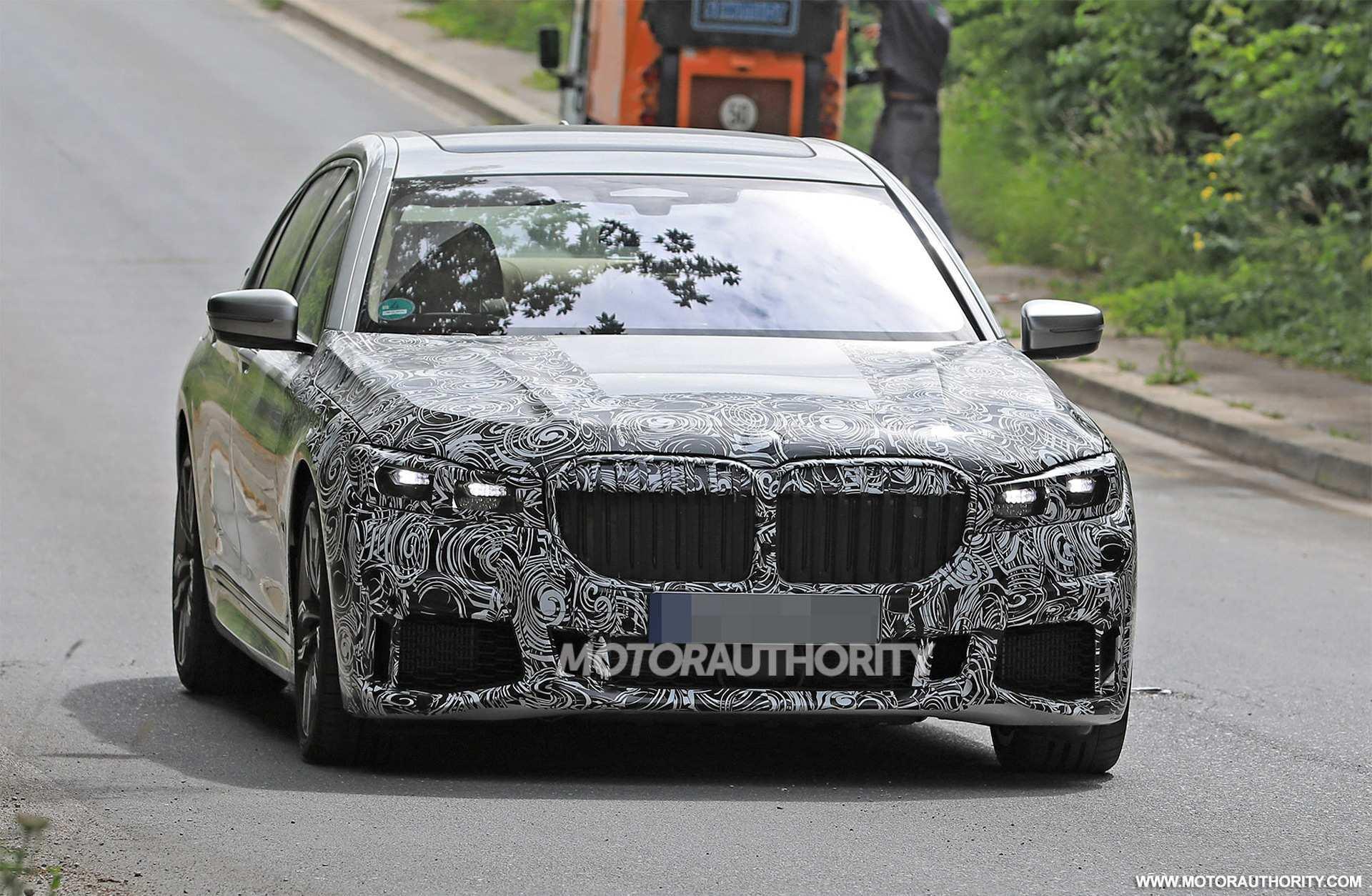 63 Best Review 2020 BMW 7 Series Lci Rumors for 2020 BMW 7 Series Lci