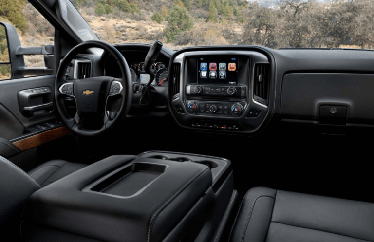 63 Best Review 2020 Chevrolet Hd Interior Price and Review for 2020 Chevrolet Hd Interior