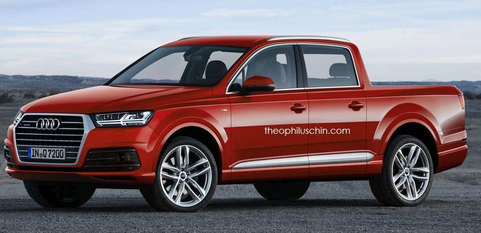 63 Best Review Audi Truck 2020 Specs by Audi Truck 2020
