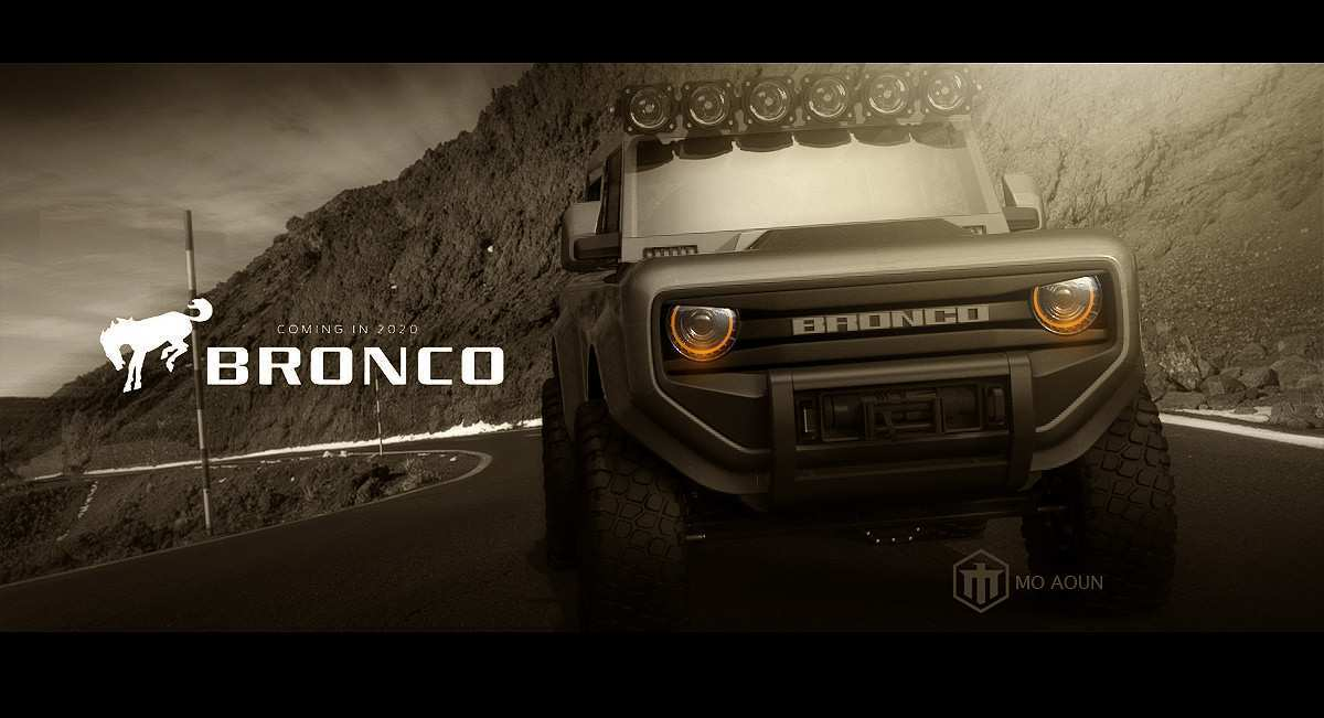 63 Concept of 2020 Ford Bronco Leaked Photos for 2020 Ford Bronco Leaked