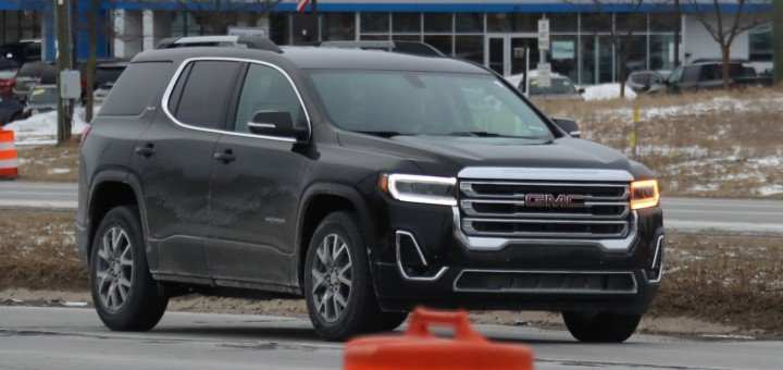 63 Concept of Gmc Acadia 2020 New Review for Gmc Acadia 2020