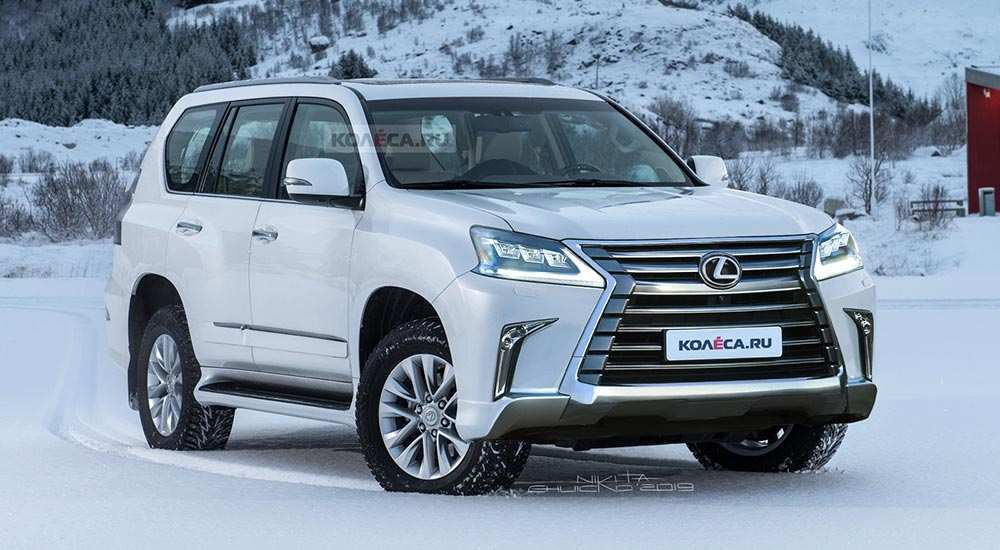 63 Concept of Lexus Gx Redesign 2020 Pricing with Lexus Gx Redesign 2020